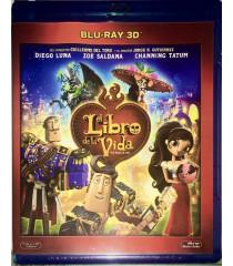 3D - EL LIBRO DE LA VIDA (*)