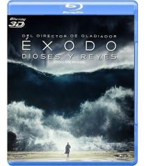 3D - ÉXODO (DIOSES Y REYES) (*)