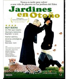 DVD - JARDINES EN OTOÑO