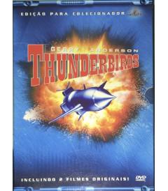 DVD - THUNDERBIRDS EN ACCION / THUNDERBIRDS 6 (PACK) - USADO
