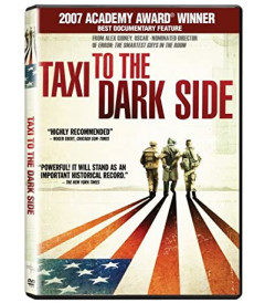 DVD - TAXI TO THE DARK SIDE - USADA