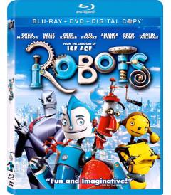 ROBOTS (EDICION 3 DISCOS) - USADA