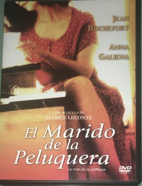 DVD - EL MARIDO DE LA PELUQUERA - USADA