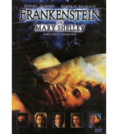 DVD - FRANKENSTEIN DE MARY SHELLEY
