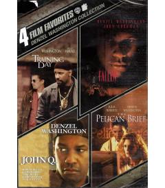 DVD - 4 FILM FAVORITES (DENZEL WASHINGTON COLLECTION)