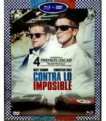 FORD V FERRARI (CONTRA LO IMPOSIBLE) (BD+DVD)