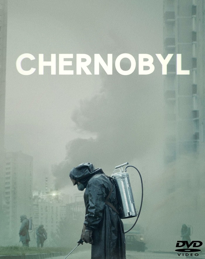 CHERNOBYL (MINI-SERIE COMPLETA) - DVD