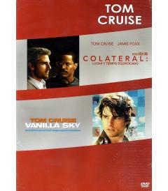 DVD - COLATERAL / VANILLA SKY (PACK 2 PELÍCULAS)