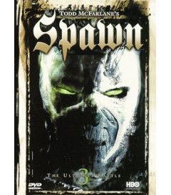 DVD - SPAWN (THE ULTIMATE BATTLE 3)