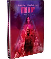 MANDY (EL CULTO DE LA VENGANZA) (EDICIÓN ESPECIAL STEELBOOK)