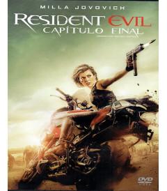 DVD - RESIDENT EVIL (EL HUÉSPED MALDITO) (EDICIÓN DE LUJO) - USADA
