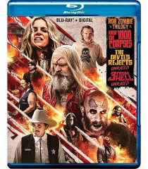 TRILOGIA ROB ZOMBIE (HOUSE OF 1000 CORPSES / THE DEVILS REJECTS / 3 FROM HELL)
