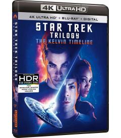 4K UHD - STAR TREK (TRILOGÍA KELVIN TIMELINE) - USADA