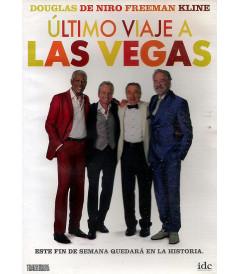 DVD - ÚLTIMO VIAJE A LAS VEGAS - USADA