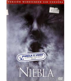 DVD - TERROR EN LA NIEBLA - USADA