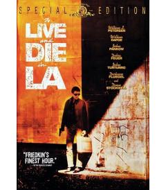 DVD - VIVIR Y MORIR EN LOS ANGELES (EDICIÓN ESPECIAL)