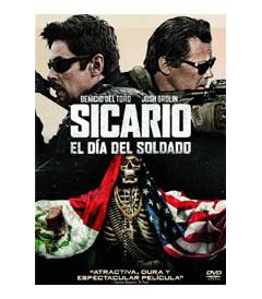 SICARIO 2 (DÍA DEL SOLDADO)