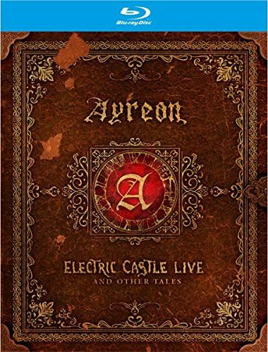 AYREON - ELECTRIC CASTLE LIVE AND OTHERS TALES
