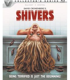 SHIVERS - DAVID CRONENBERG