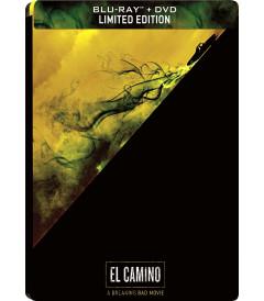 EL CAMINO (UNA PELICULA DE BREAKING BAD) (EDICIÓN LIMITADA STEELBOOK)
