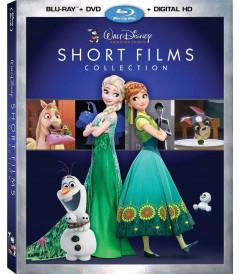 SHORT FILM COLLECTION (DISNEY) - USADO CON SLIPCOVER