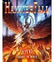 HAMMERFALL - LIVE! AGAINST THE WORLD - (BLU-RAY+CD)