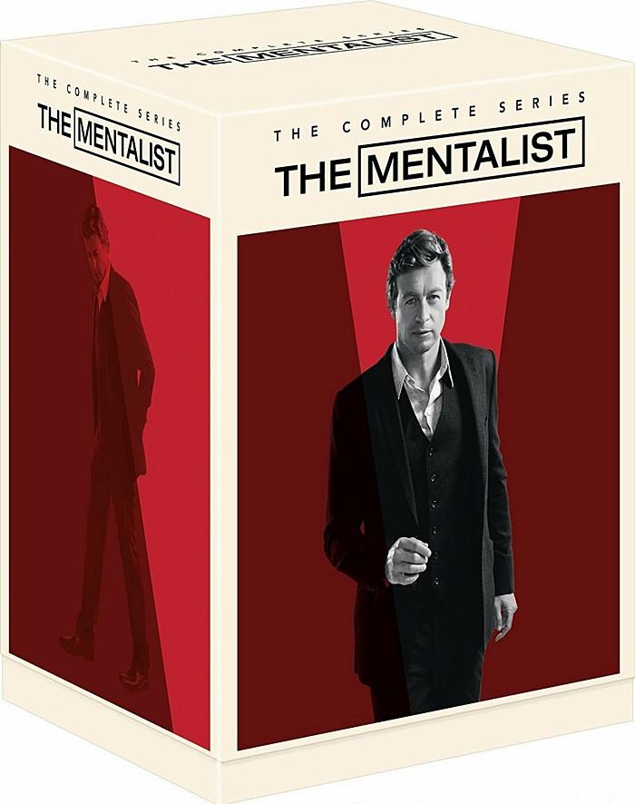 DVD - EL MENTALISTA (SERIE COMPLETA)