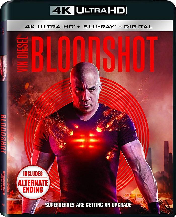 4K UHD - BLOODSHOT