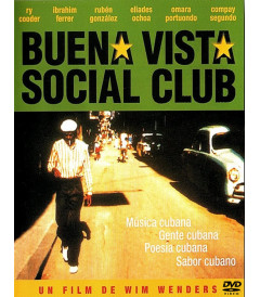 DVD - BUENA VISTA SOCIAL CLUB