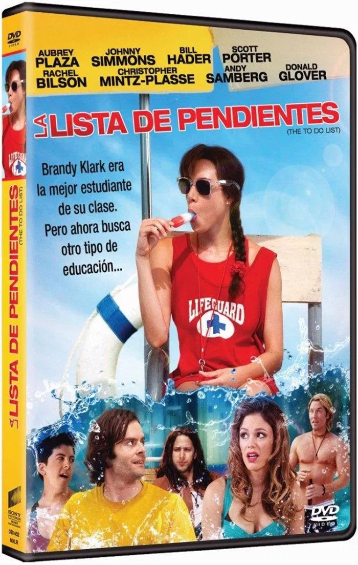 DVD - LA LISTA DE PENDIENTES