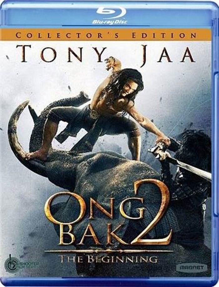 ONG BAK 2 (EL ORIGEN) (EDICIÓN DE COLECCIÓN) - USADA