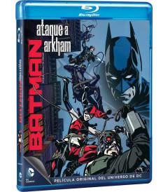 DC ANIMADA 21 - BATMAN (ASALTO A ARKHAM) - Blu-ray