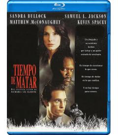 TIEMPO DE MATAR - BLU RAY