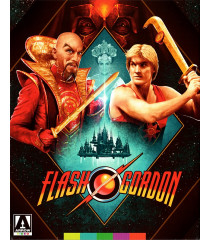 4K UHD - FLASH GORDON (EDICIÓN ESTANDAR)