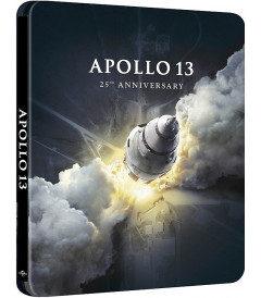 4K UHD - APOLO 13 (STEELBOOK)