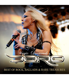 DORO - Magic Diamonds - Best of Rock, Ballads & Rare Treasures