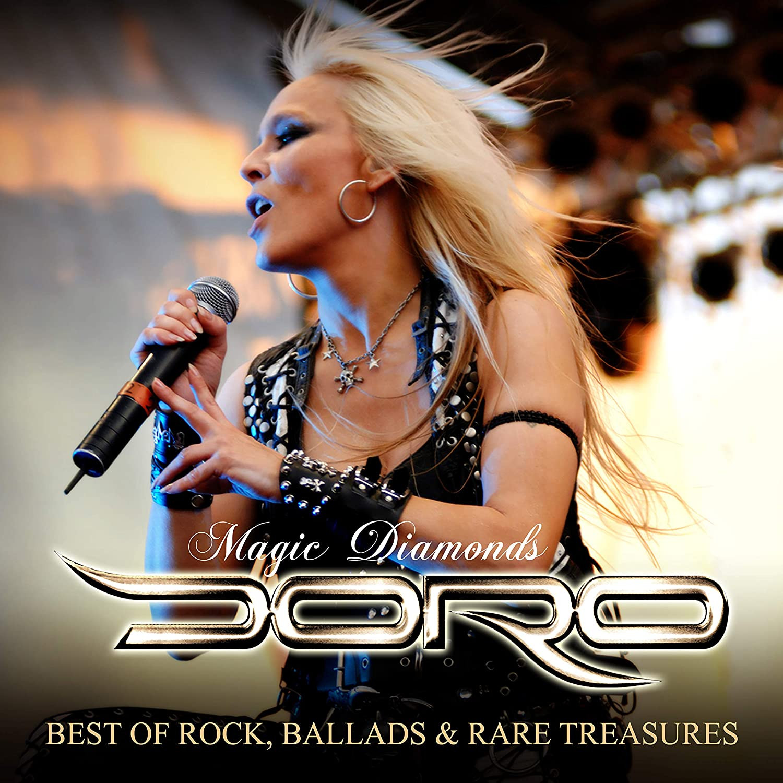 DORO - Magic Diamonds - Best of Rock, Ballads & Rare Treasures