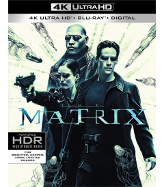 4K UHD - MATRIX (EDICIÓN EXCLUSIVA BEST BUY STEELBOOK)