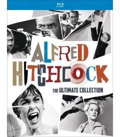 ALFRED HITCHCOCK (COLECCIÓN ULTIMATE 15 PELICULAS)