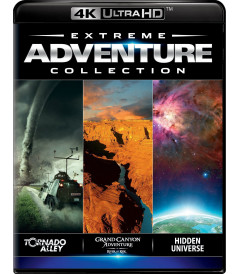 4K UHD - EXTREME ADVENTURE COLLECTION - USADA