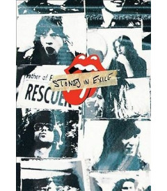 DVD - ROLLING STONES IN EXILE - USADA