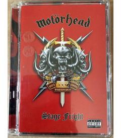 DVD - MOTORHEAD STAGE FRIGHT - USADA