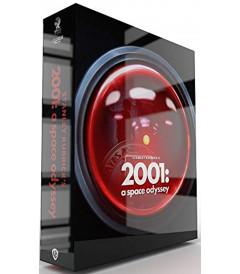 4K UHD - 2001 (ODISEA AL ESPACIO) (EDICIÓN LIMITADA STEELBOOK TITANS OF CULT)