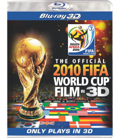 3D - MUNDIAL FIFA 2010 - 3D