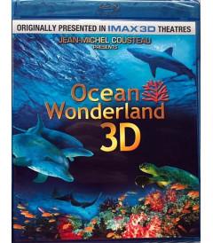3D - OCEAN WONDERLAND