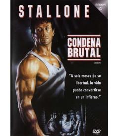 DVD - CONDENA BRUTAL