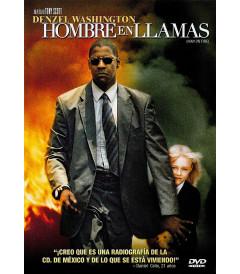 DVD - HOMBRE EN LLAMAS