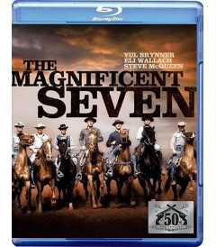 LOS SIETE MAGNIFICOS - Blu-ray