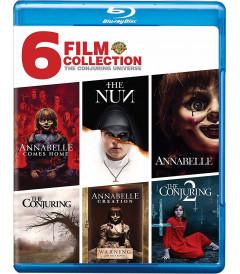 6 FILM COLLECTION - EL UNIVERSO DEL CONJURO
