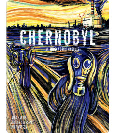 4K UHD - CHERNOBYL - STEELBOOK